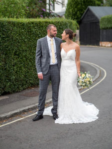 'Newlywed' couple in Romsey – Dom Brenton Photography