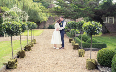 Vintage styled wedding shoot at The Orangery Suite